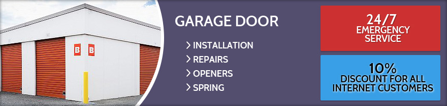 Garage Door Repair in Laguna Woods